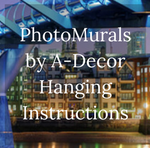Murals hanging instructions