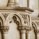gothic architecture detail
