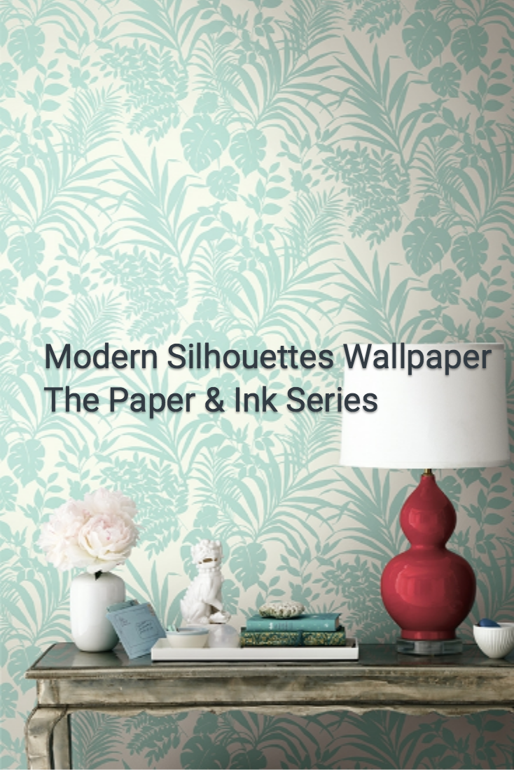 Modern Silhouettes Wallpaper PIN