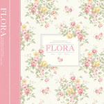 Flora Pattern Book Opens at Wallquest