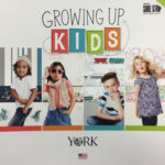 Growing Up Kids Pattern Book