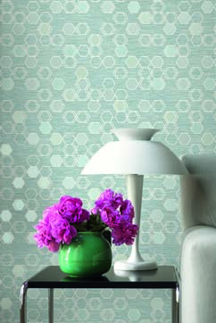 Honeycomb Geometric Mod Geo Wallpaper