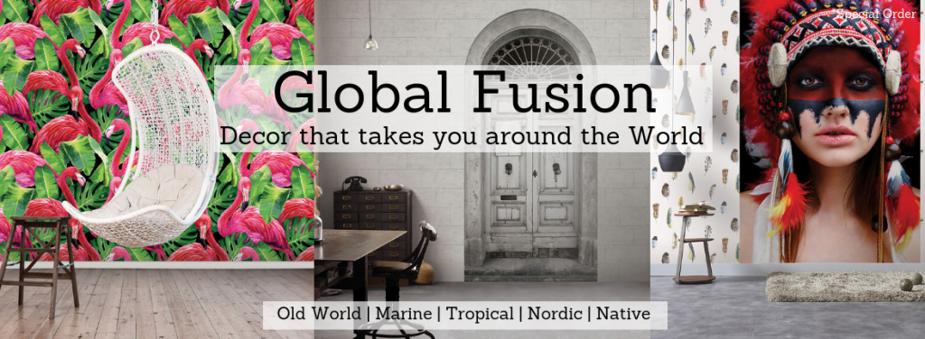 Global Fusion Decor Pattern Book
