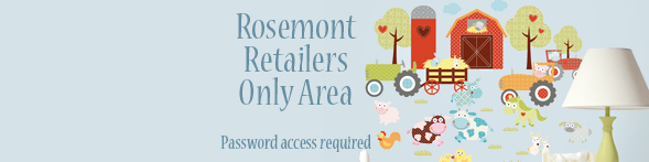 Retailer only area
