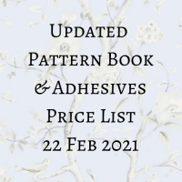 Price List 22 Feb 2021