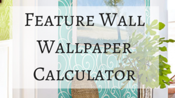 Permalink to: Wallpaper Calculator for Feature Walls